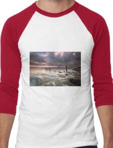 Black Rock Ledge Men's Baseball ¾ T-Shirt