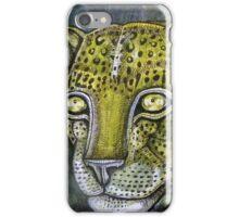 Hunting Leopard iPhone Case/Skin