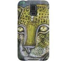 Hunting Leopard Samsung Galaxy Case/Skin