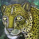 Hunting Leopard by Lynnette Shelley