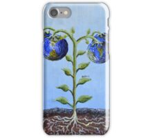 Earth Fruits iPhone Case/Skin
