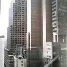 Outside my office window by Michael Degenhardt