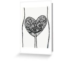 Floral Fertility Greeting Card