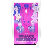 Bojack Horseman Movie Poster Poster