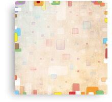 Colorful Blocks Canvas Print