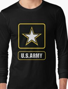 US ARMY Long Sleeve T-Shirt