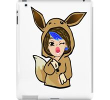Eevee Gamer Chibi iPad Case/Skin