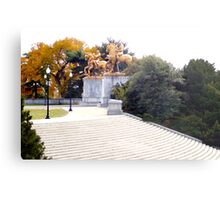 DC Autumn  Metal Print