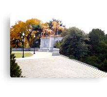 DC Autumn  Canvas Print
