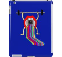 Words Have Weight iPad Case/Skin