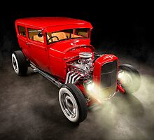 Rick Conway's 1928 Ford Hotrod by HoskingInd