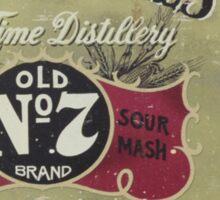 Jack Daniels vintage Sticker