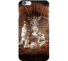 Glory to the Newborn King iPhone Case/Skin