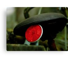 The Red Reflector Canvas Print