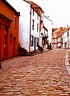 Streets of Staithes by sweeny