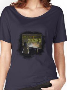 Potato in Idaho Women's Relaxed Fit T-Shirt