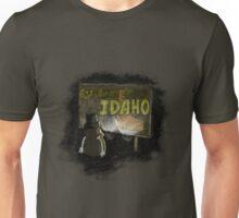 Potato in Idaho Unisex T-Shirt