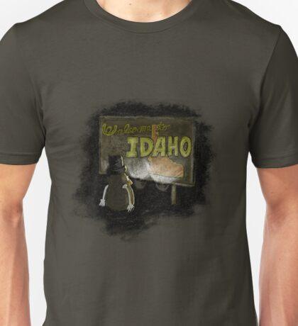 Potato in Idaho T-Shirt