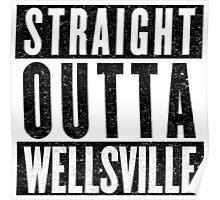 Wellsville Represent! Poster