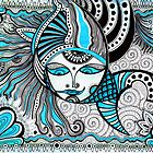The Mermaid (original) by Kseniya Beliaeva
