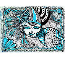 The Mermaid (original) Photographic Print