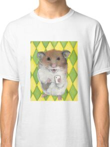 Say Cheese; Hamster with an i phone Classic T-Shirt