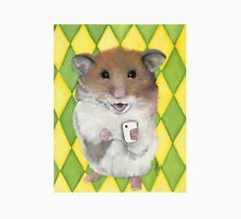 Say Cheese; Hamster with an i phone Unisex T-Shirt
