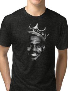 The Notorious L.B.J. Tri-blend T-Shirt