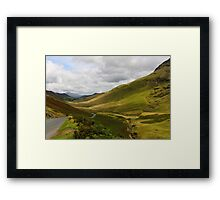 The Beautiful Newlands Valley Framed Print