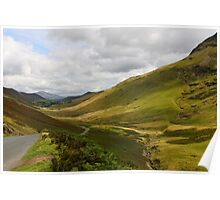 The Beautiful Newlands Valley Poster