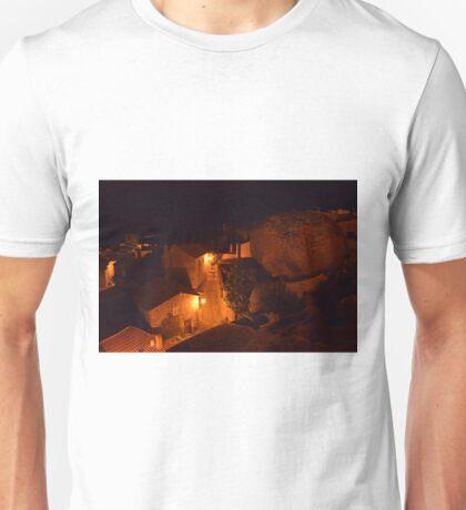 Monsanto's Street by night Unisex T-Shirt