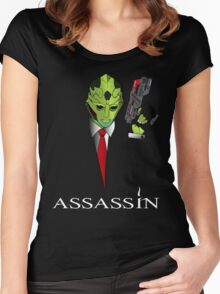 Assassin Women's Fitted Scoop T-Shirt