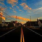 Beach Blvd. Fused by charlie murray