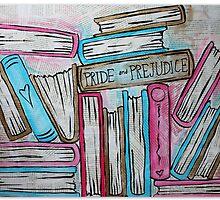 Pride and Prejudice by PushyGirl