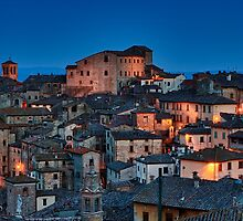 Anghiari by Allan Savage