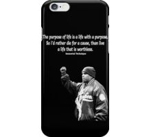 Purpose of Life iPhone Case/Skin
