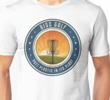 Putt Plastic In Its Place #4 Unisex T-Shirt