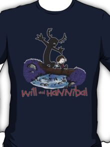 Will and Hannibal T-Shirt