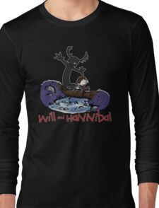 Will and Hannibal Long Sleeve T-Shirt