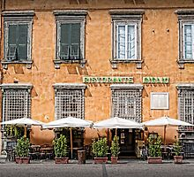 Restaurant Giglio - Lucca by randymir