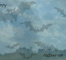Happy Hallowe-en..rain by MaeBelle