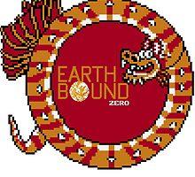 EarthBound Zero - Dragon Title by Quesadillan64