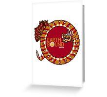 EarthBound Zero - Dragon Title Greeting Card
