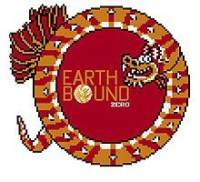 EarthBound Zero - Dragon Title Photographic Print