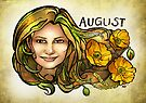 Kamila of August by AlexKujawa