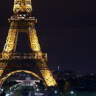 The Eiffel Tower by Dev Wijewardane