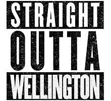 Wellington Represent! Photographic Print
