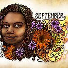 Vanessa of September by AlexKujawa
