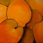 Apricots by Gitta Brewster