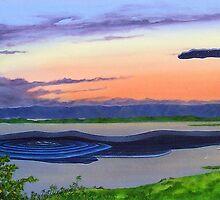 Island Pools by Sharon Ebert